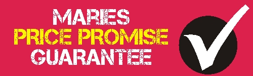 Maries Price Promise